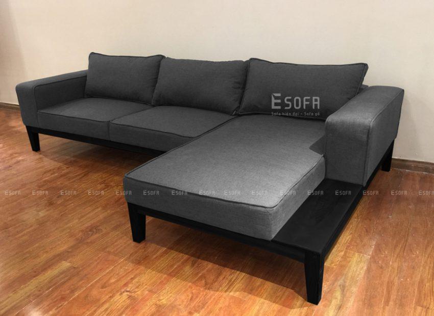 Điểm danh những ưu điểm vượt trội của sofa gỗ giá rẻ