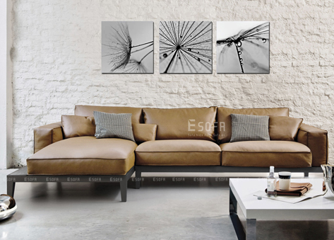 Sofa chân gỗ E152A