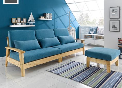 Sofa gỗ Hàn Quốc E175