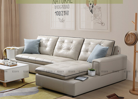 Sofa góc E454