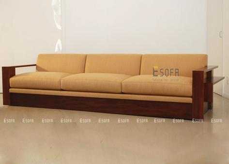 Sofa văng gỗ E153
