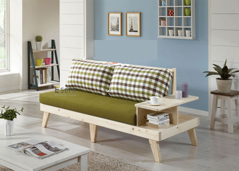 Sofa văng gỗ E166