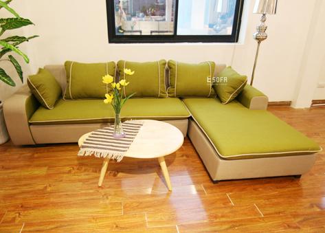 Sofa nỉ giá rẻ E54