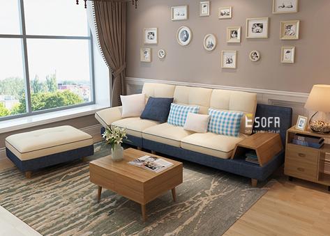 Sofa văng hiện đại E65