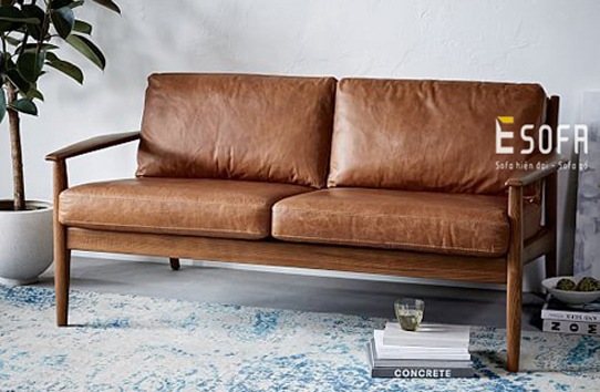 Sofa văng 2 chỗ E183