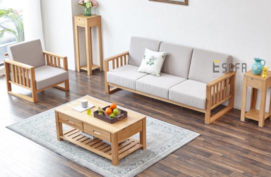 Sofa văng gỗ E185
