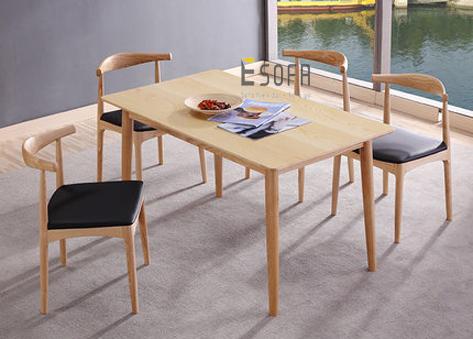 Bộ bàn ăn đơn giản hiện đại ED09