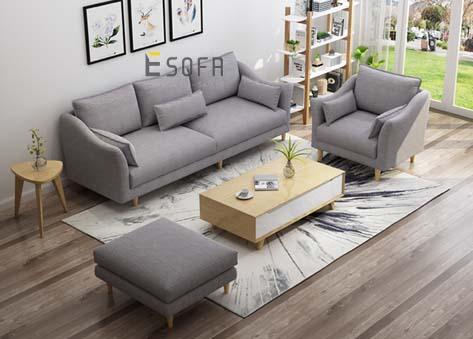 Sofa Văng nỉ E82