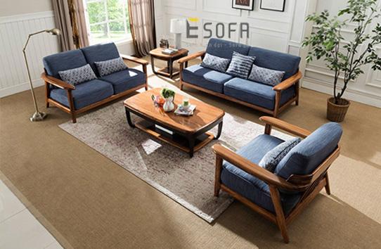 Bộ sofa gỗ E251