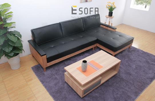 Sofa gỗ E257