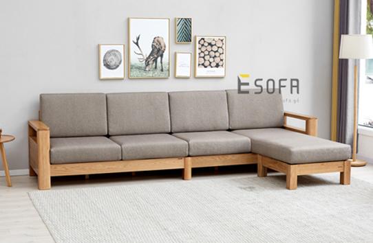 Sofa gỗ E228