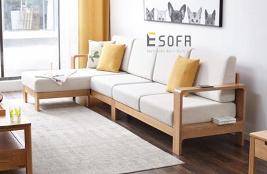 Sofa gỗ E230