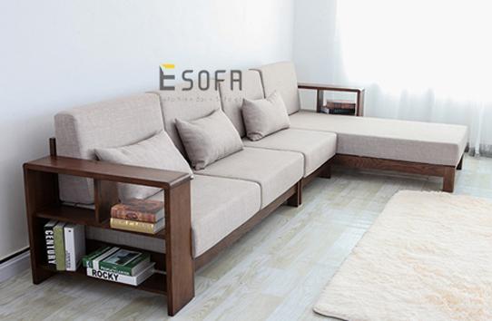 Sofa gỗ E239