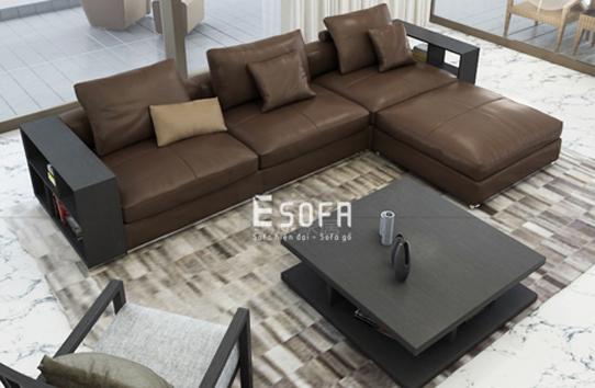 Sofa gỗ thông minh E256