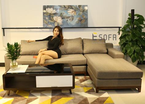 Sofa góc E106