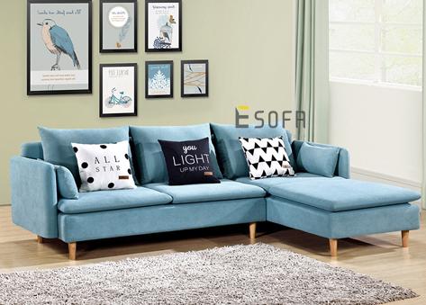 Sofa góc hiện đại E111