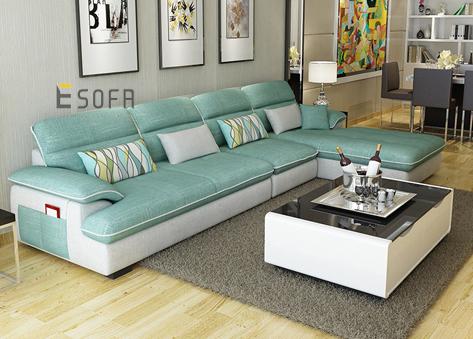 Sofa góc hiện đại E96