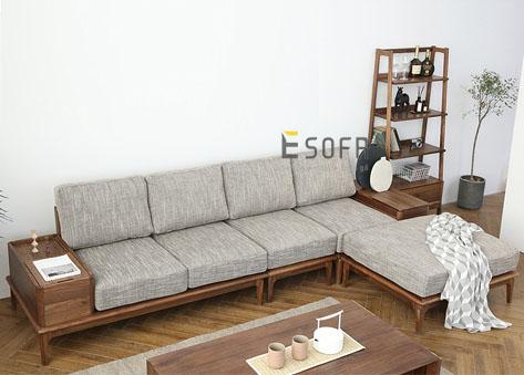 Sofa gỗ E191