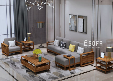 Sofa góc E259