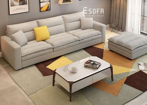 Sofa văng nỉ E121