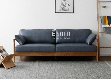 Sofa gỗ E199