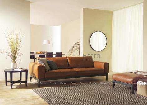 Sofa văng gỗ đệm E152
