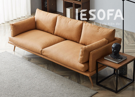 Sofa văng da E142