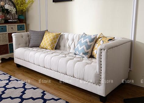 Sofa văng nỉ Malaysia E461