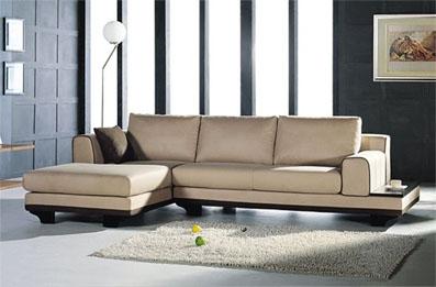 Sofa chân gỗ