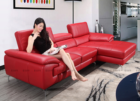 Sofa góc E458