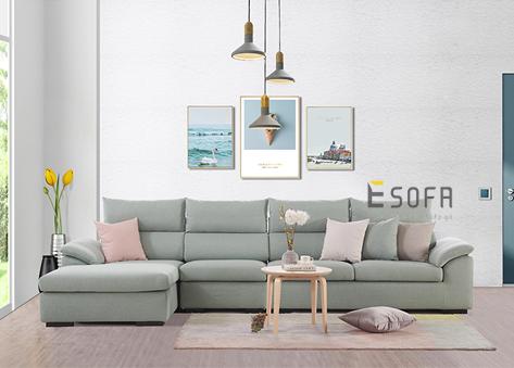 Sofa góc chữ L E107