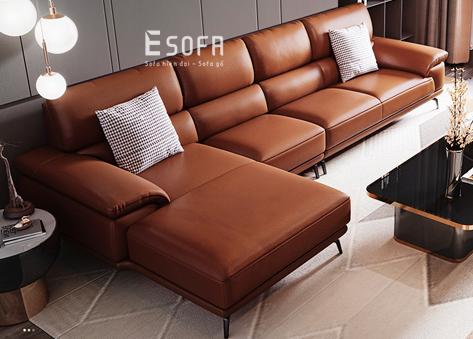 Sofa góc chữ L E120