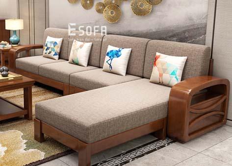 Sofa gỗ E210