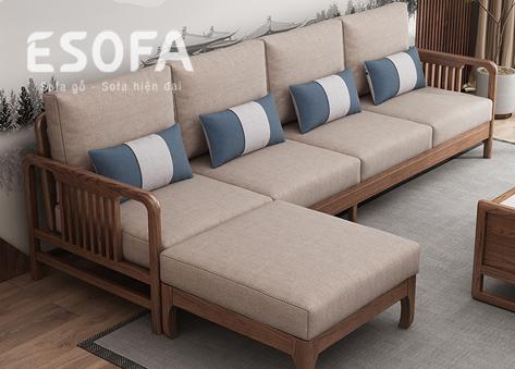 Sofa văng gỗ E272