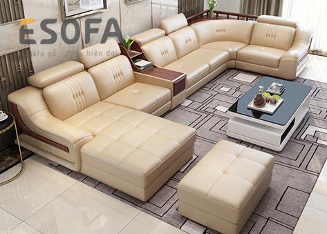 Sofa góc chữ U E478